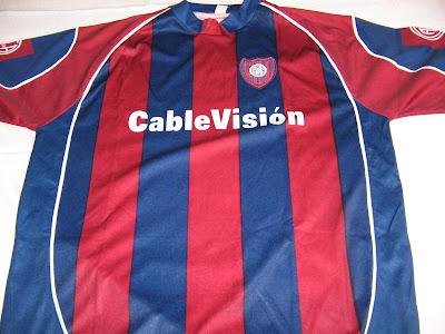 677b1d2a55 Esta camisa adquiri quando visitei Buenos Aires em 2004.