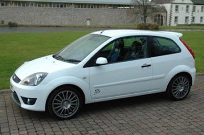 Ford Fiesta M Sport 1 6 Tdci