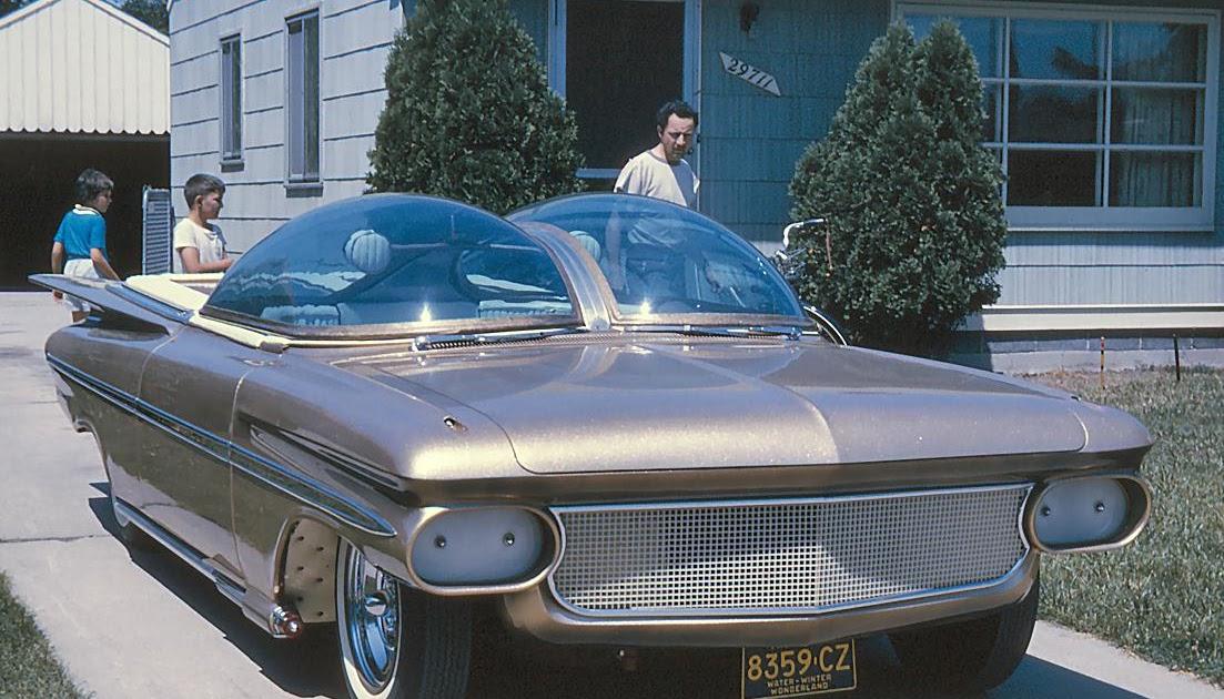 Quot Ultimus Quot 1959 Chevy El Camino Custom Made Concept