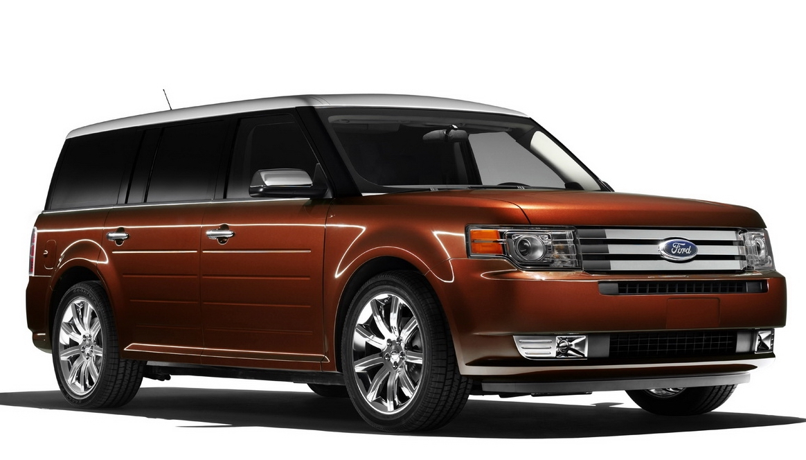 2009 Ford Flex. The all-new Ford Flex is the