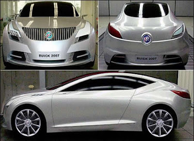 Buick Riviera Concept: New Images of the Chinese designed prototype emerge