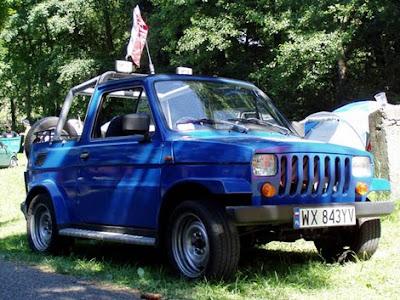 Carscoop Fiat126 0