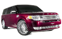 2009 Ford Flex by Funkmaster Flex
