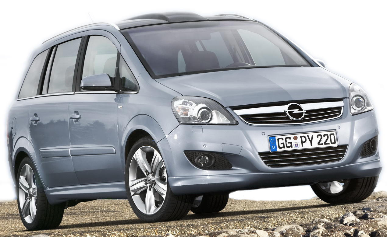 vauxhall opel facelift the zafira mg forums. Black Bedroom Furniture Sets. Home Design Ideas