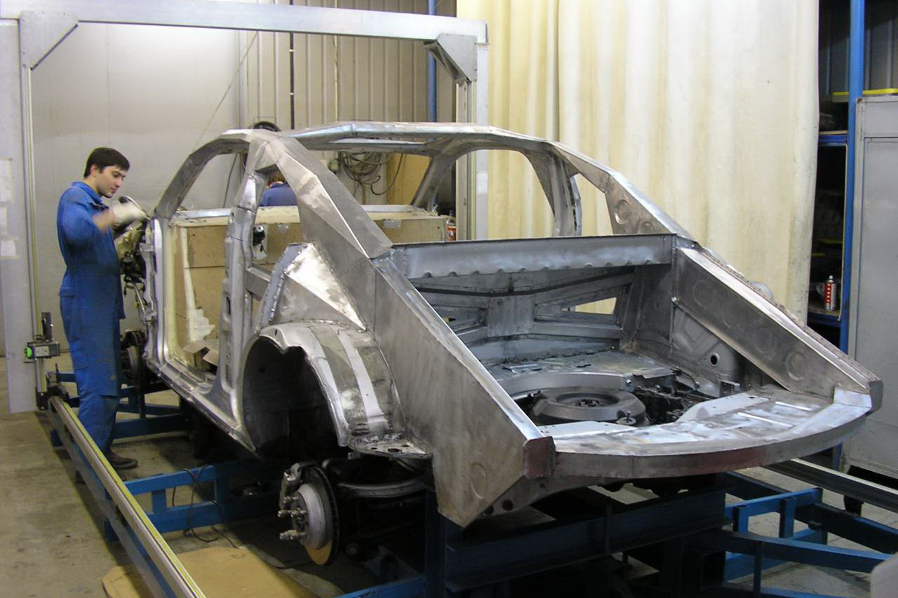 Russian Mercury Coupe 13 Stallones From Cobra Movie Inspires Porsche Cayenne Based Build In