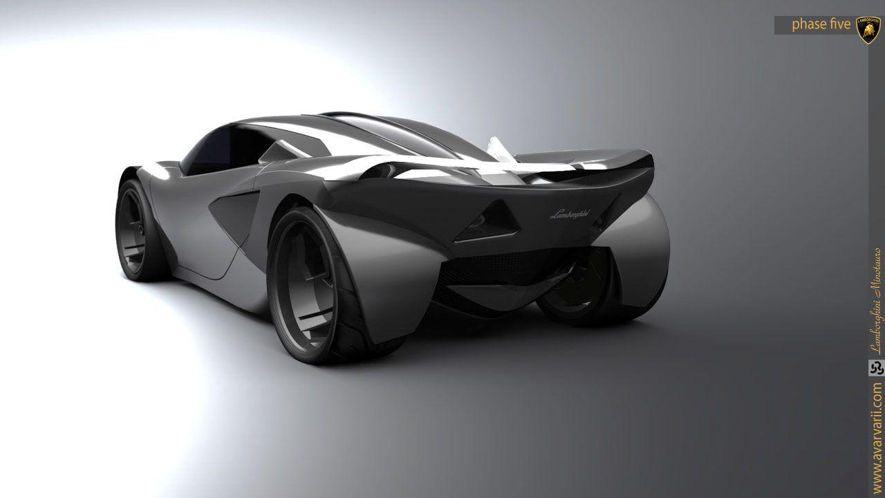 THE CAR: 2020 Lamborghini Minotauro Design Concept: Yes ...