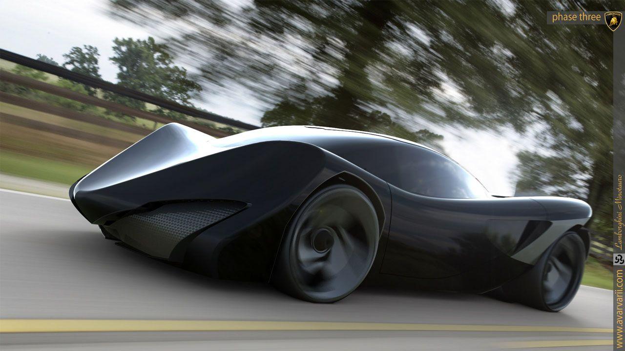 2020 Lamborghini Minotauro Design Concept photos pictures ...