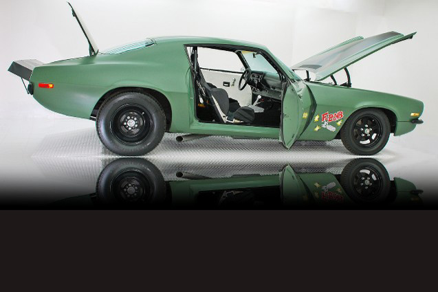Camaro F Bomb