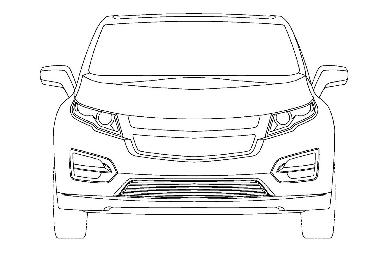 The Car Gm Readying Chevrolet Volt Esque Extended Range