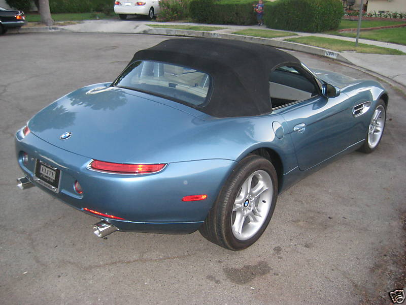 Want To Make Your Bmw Z4 Look Like A Z8 Lexus Is Forum