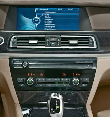 Bmw 7 Series 2009. 2009 BMW 7-Series Pictures