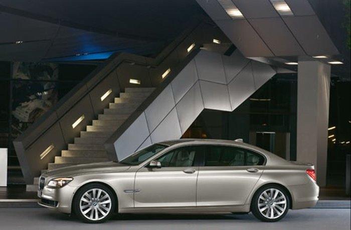 BMW 7 series (1994-2001)