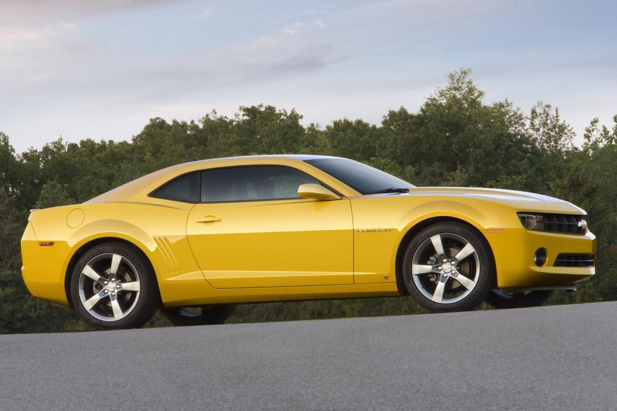 2010 Chevrolet Camaro: 40 High Res Photos / Wallpapers