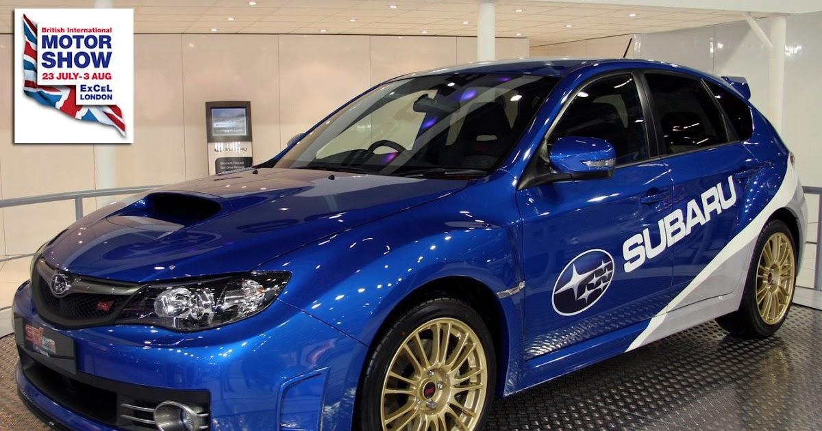 Subaru Impreza Wrx Sti 380s Concept Heading For Limited