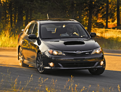 Now in a sedan 2009 Subaru Impreza 2.5 GT 224 HP Beaten with an ugly stick!