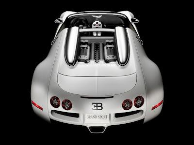 Bugatti Veyron Grand Sport 3 Bugatti Veyron 16.4 Grand Sports Photos