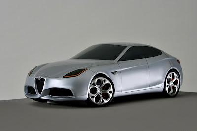 Alfa Romeo 169 1 Alfa Romeo 169 Design Proposals Photos