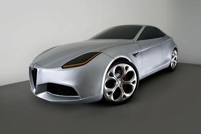 Alfa Romeo 169 2 Alfa Romeo 169 Design Proposals Photos