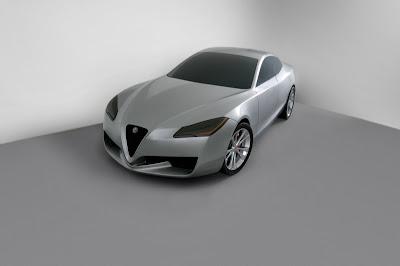 Alfa Romeo 169 6 Alfa Romeo 169 Design Proposals Photos