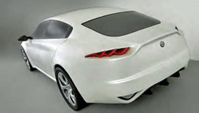 alfa romeo 169 design proposals carscoops. Black Bedroom Furniture Sets. Home Design Ideas