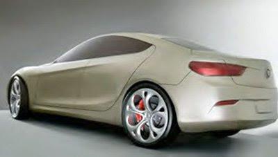 Alfa Romeo 169 9 Alfa Romeo 169 Design Proposals Photos