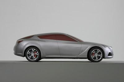 Alfa Romeo 169 13 Alfa Romeo 169 Design Proposals Photos