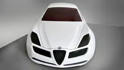 Alfa Romeo 169 11 Alfa Romeo 169 Design Proposals Photos