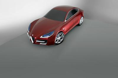 Alfa Romeo 169 14 Alfa Romeo 169 Design Proposals Photos