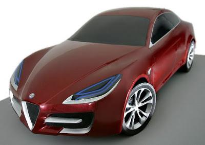 Alfa Romeo 169 0 Alfa Romeo 169 Design Proposals Photos