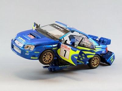 Car Reviews Subie In Disguise Subaru Impreza Wrc Transformer