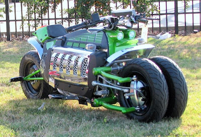 Chinese Replicate Dodge Tomahawk Motorcycle Carscoops