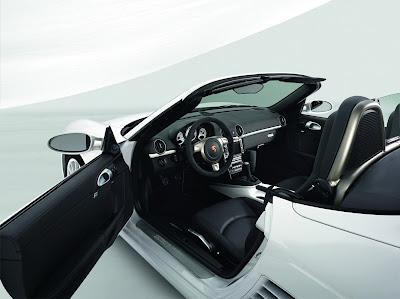 Porsche Boxster S Design Edition 2 with 303HP
