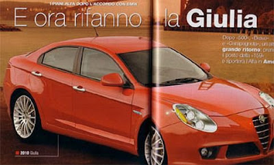 Alfa Romeo on August 04  2008 Categories  Alfa Romeo   Alfa Romeo 159   Renderings