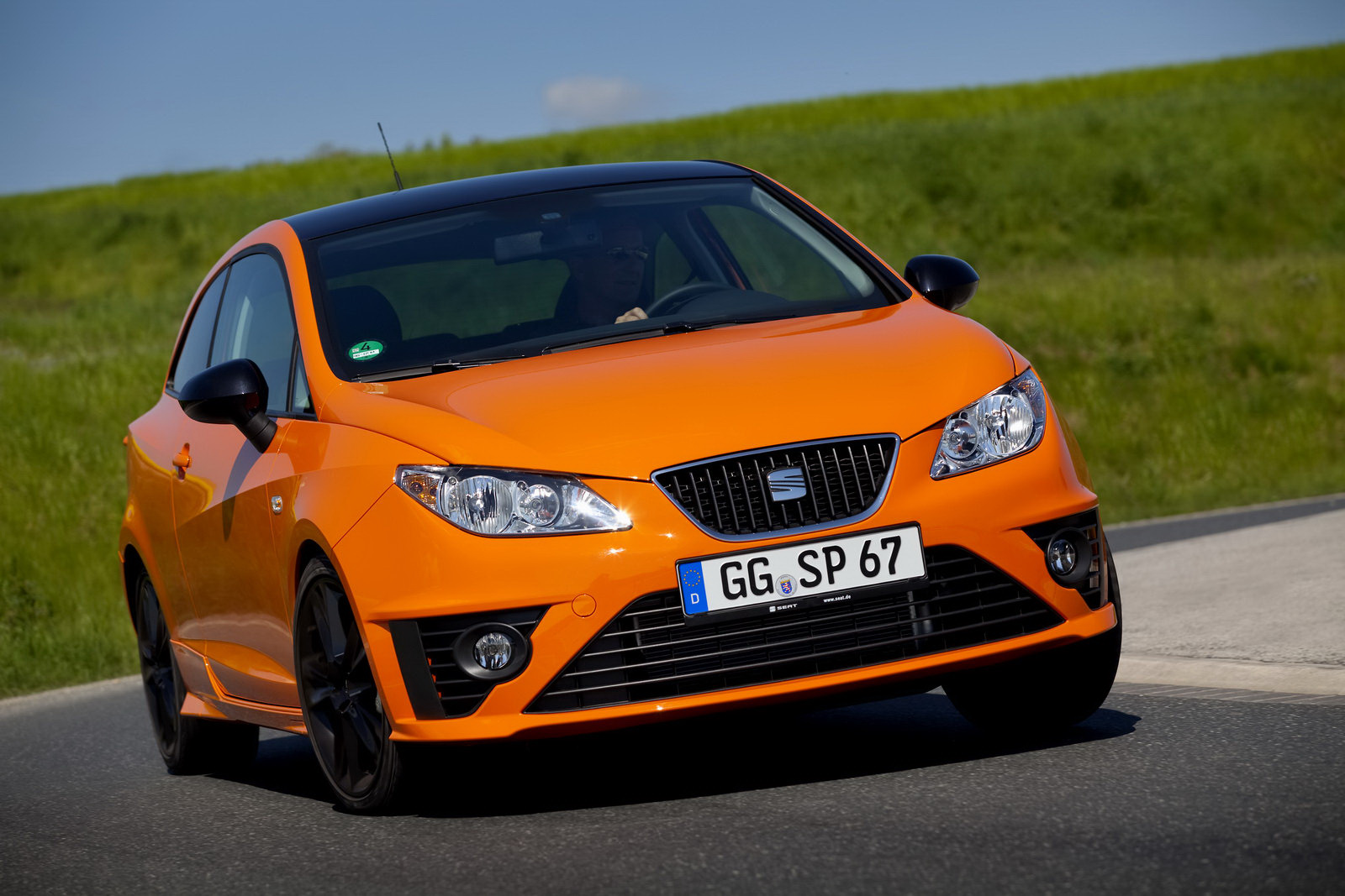 Seat Announces Sporty Looking Ibiza Sc Sport Limited