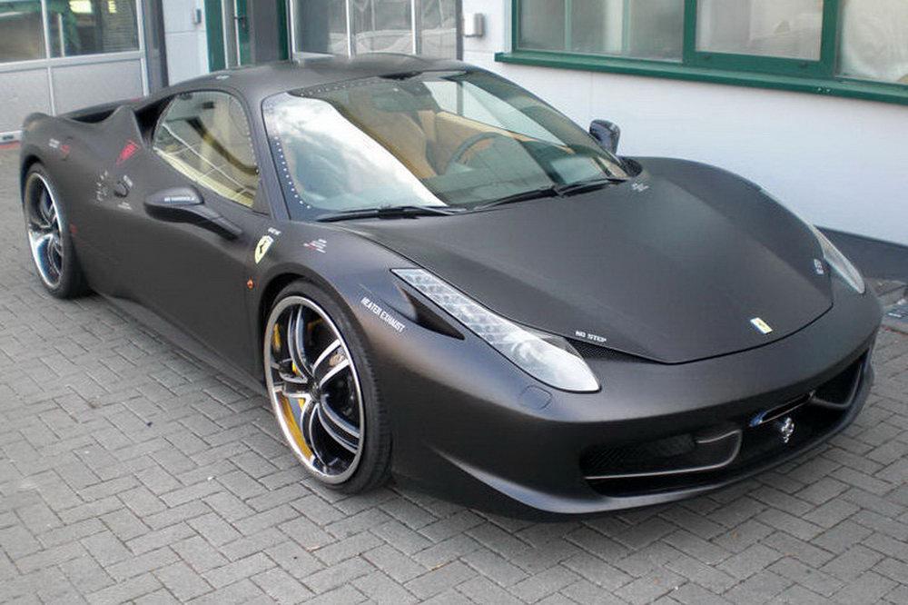 Ferrari Nighthawk on Mercury Milan Car
