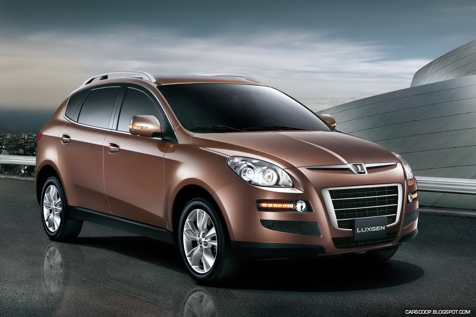 Taiwan's First Car Brand Launches Luxgen7 SUV, Could go on ...