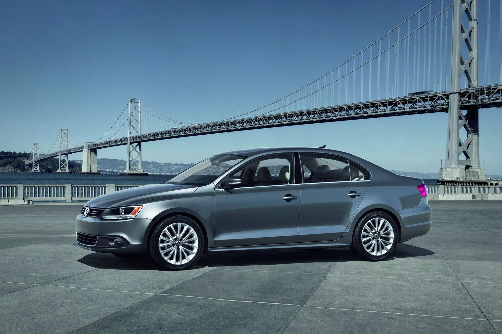 2011 VW Jetta Sedan Officially Revealed: Will Start from