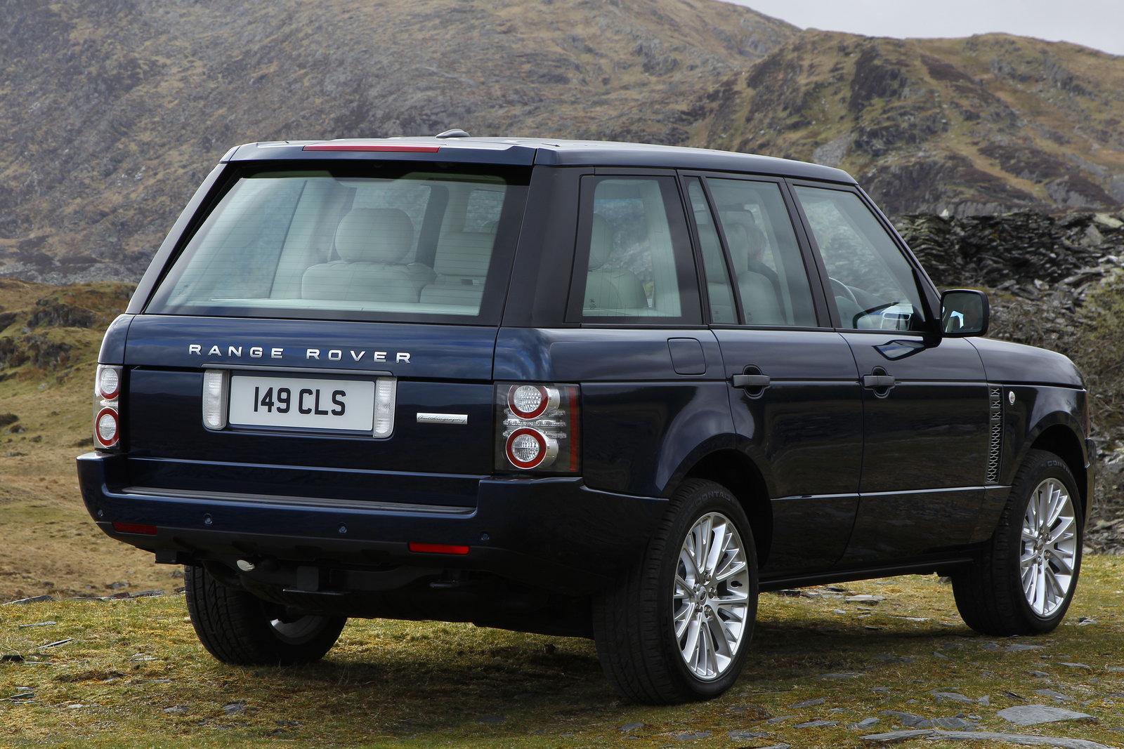 revised 2011 range rover with new 313hp v8 diesel carscoops. Black Bedroom Furniture Sets. Home Design Ideas