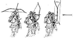 конный лучник
