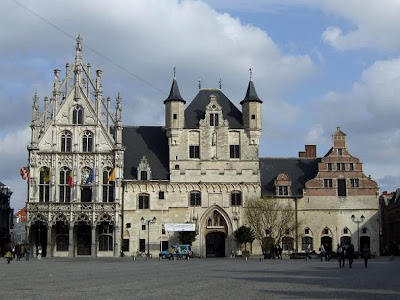 Town Hall of Mechelen