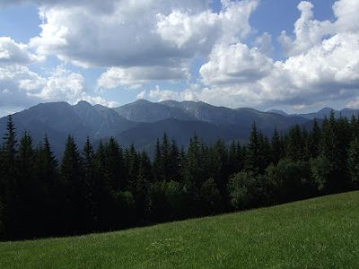 mountains in Zakopane