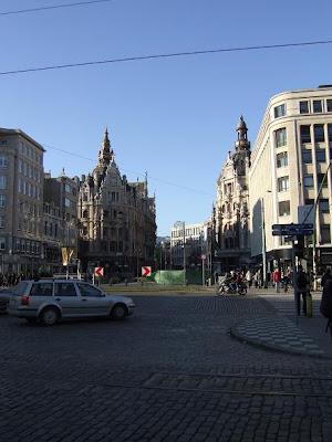 Leys street