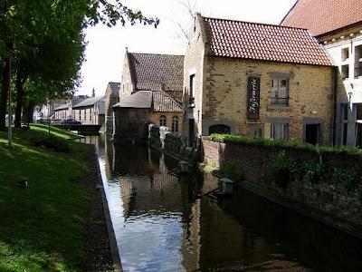 Clothmaker's tower in Tongeren