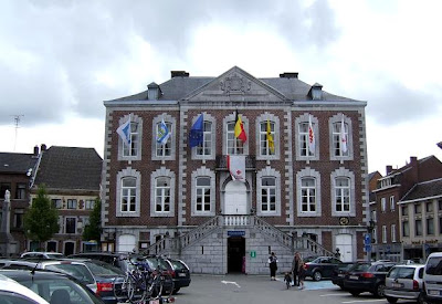town hall of Tongeren