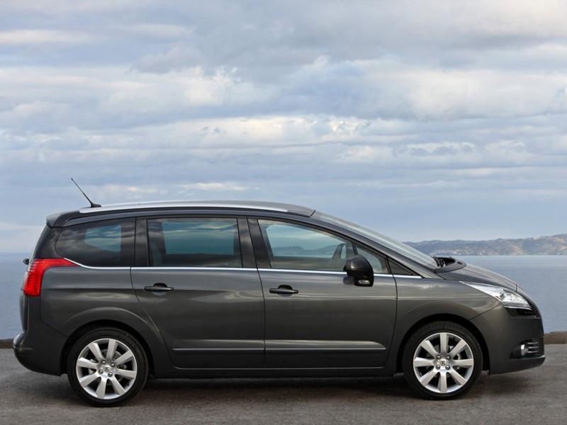 best car and wheels 2010 peugeot 5008. Black Bedroom Furniture Sets. Home Design Ideas