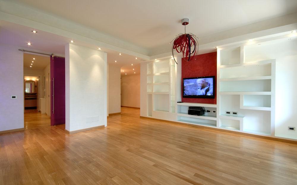 Ri architettura ristrutturazione appartamento for Progetto ristrutturazione appartamento