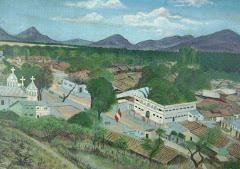 VISTA PANORAMICA, MORROPON AYER