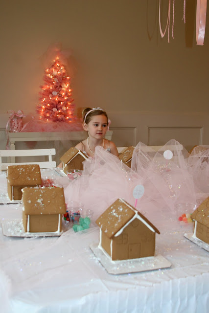 Pearls And Grace A Sugar Plum Fairy Birthday Party