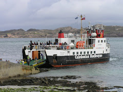 Ferry Mull to Iona