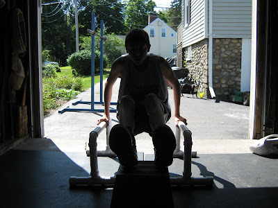 Pro-Agility and Deadlift and Push Press | Vagabond Crossfit |